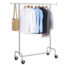 Schwerlast Kleiderständer Rollkleiderständer Garderobenständer bis 130 kg HSR11S