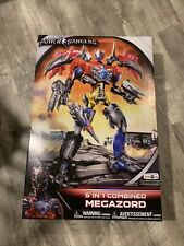 Power Rangers movie 5 in 1 megazord toys r us exclusive