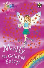 Molly The Goldfish Fairy By Daisy Meadows (Rainbow Magic Series - Book #34)
