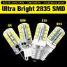 1/4/8PCS G4/G9/E12/E14/B15 LAMPE À LED AMPOULES DE MAÏS 2835SMD 3-9W 12V/220V