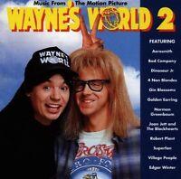Wayne's World 2 (1993) Robert Plant, Aerosmith, Joan Jett.. [CD]