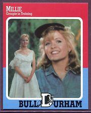 "JENNY ROBERTSON ~ Bull Durham Movie ""Millie"" Baseball Card"