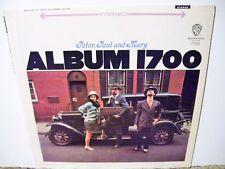 PETER PAUL & MARY, ALBUM 1700, RARE 1967 NEAR MINT, GREAT FOLK CLASSIC