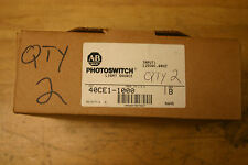 40CE1-1000 Allen Bradley Light Source 110v Photoswitch NIB-Price is for lot of 2