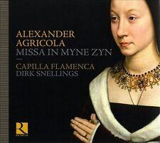 Alexander Agricola: Missa in Myne Zyn (CD, Oct-2010, Ricercar)