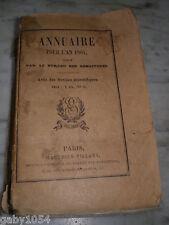 Annuaire pour l'an 1904 par le bureau des longitudes