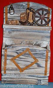 Western Themed Mail/Letterholder