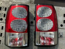 GENUINE LAND ROVER DISCOVERY 3 & 4 FACELIFT L.E.D REAR LIGHTS (PAIR)