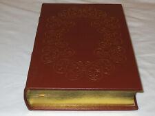 New listing Easton Press Washington Douglas Freeman 1985 1St Leather Library Presidents Fine