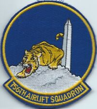 756 AIRLIFT SQUADRON   US Air Force patch