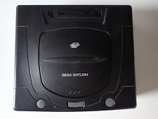 SEGA SATURN PAL 60HZ - REGION FREE BIOS - PAL/USA/JAP  - CONSOLE ONLY