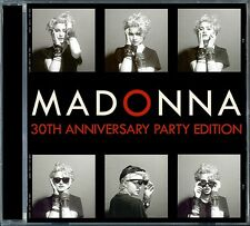 Madonna First Album 30th Ann. Edition CD