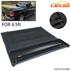 6.5FT Lock 4-FOLD Truck Tonneau Cover Fit For 02-17 DODGE RAM 1500 2500 3500