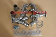 FOR 429/460 FORD SMALL BLOCK HUGGER SHORTY STAINLESS STEEL EXHAUST RACING HEADER