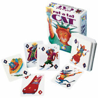 Rat A Tat Cat Card Game - Fun Family Rats and Cats Card Game by Gamewright