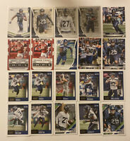 Seattle Seahawks Football Card Lot Russell Wilson DK Metcalf Rookie RC Homer