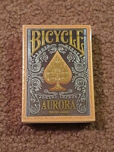 Bicycle Aurora Playing Cards Designed By Johnny Whaam Air-Cushion Finish - New