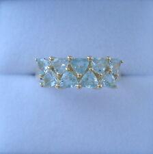 1.10ct Certified Paraiba Tourmaline Gold Band Ring