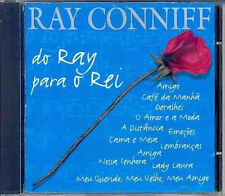 RAY CONNIFF - CD DO RAY PARA O REI (2000) (Brazil only) * (VG+ / NM)