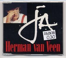 Herman van Veen Maxi-CD Ja - 3-track CD - Polydor 859 035-2