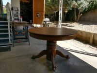 Antique Wooden Table Pre-1950s