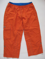Damen 7/8 Outdoor Walking Hose / Bermudas Gr. 40 orange