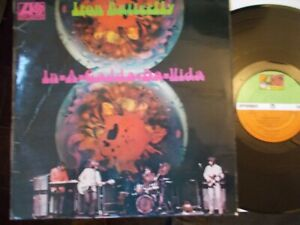 "IRON BUTTERFLY ~ ""In-A-Gadda-Da-Vida"" (Atlantic) UK 1968 - LATER PRESSING!"