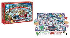 Destination London The Board Game 10th Anniversary Edition Family Kids Xmas Gift