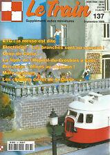 LE TRAIN N°137 ETG / LIGNE DE L''HOPITAL-DU-GROIBOIS A LODS /MARE NOSTRUM