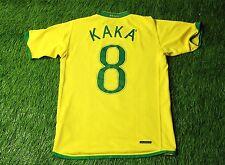 BRAZIL NATIONAL TEAM #8 KAKA 2006/2008 FOOTBALL SHIRT JERSEY HOME NIKE ORIGINAL