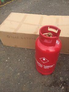 19kg propane gas bottle Full. Please Read Full Description.