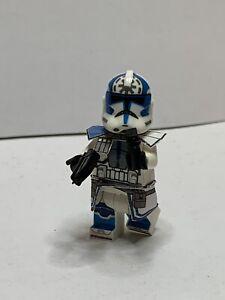 Lego Star Wars Clone Custom Minifigures: 180 Degree Arc Trooper Jesse