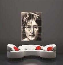 John Lennon Beatles GIGANTE art print poster Home Decor
