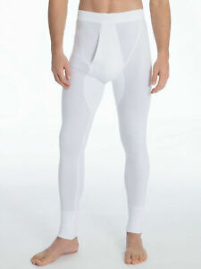 CALIDA Herren Lange Unterhose Komfortbund Cotton Code