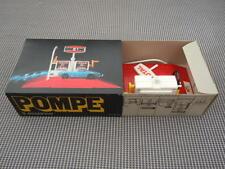Jouet Mont Blanc Mobi service Pompe à essence Total Jouet vintage