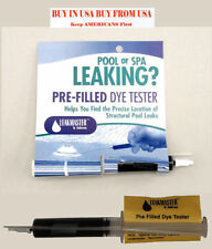 Anderson Pool Leak Detection Find Test repair Dye kit fix swim pool DIY tester