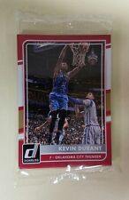 2015/16 Donruss Exclusive All Star Red Sealed 9 Card Set Durant Kobe Curry
