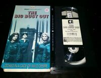 THE BIG BUST OUT (VHS) 1986 EMBASSY Home Entertainment Release! OOP HTF RARE