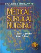 Brunner and Suddarth's Textbook of Medical-Surgical Nursing (Book with...