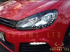 GOLF R r20 GTD A LED DRL BI fari allo xeno GTI TSI mk6 2009+ venditore di UK