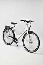 E-Bike, 28 Zoll 53 cm Damen, weiß