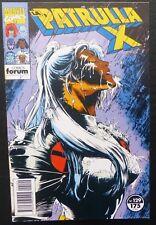 Comic Patrulla X,Nº 129,Año 1993,Forum, Marvel Comics.