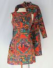 Vintage 60s 70s Mod Dress Coat Jacket