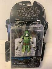 Hasbro Star Wars The Black Series Clone Commander Doom Action Figure *NIB*