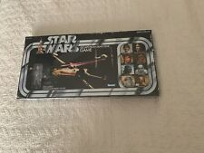 IN HAND Retro Star Wars Escape From Death Star with VINTAGE STYLE TARKIN Figure!