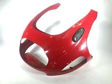 98 03 Ducati ST2 Red Upper Fairing Headlight Cover Surround Bezel