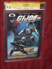 G.I.Joe #21 CGC 9.8SS Renegar Edition Signed by Ray Park, Mike Zeck