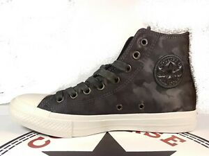 NEW Converse X John Varvatos All Star II Chuck Taylor Camouflage Black Dark Camo