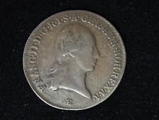 1800-E Austria 3 Kreuzer - F+