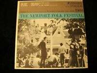 The Newport Folk Festival Vol 2 1960 1st pressing LP Vanguard VSD-2088 1960 NM